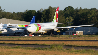 A picture of CSTOK - Airbus A330223 - [0317] - © Tjorve. Henzler
