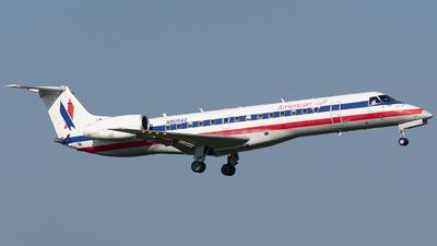 N805AE - Embraer ERJ-140LR - American Eagle (Envoy Air)
