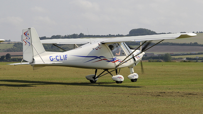 G-CLIF - Ikarus C-42 - Private