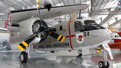 FAB7034 - Grumman P-16A Tracker - Brazil - Air Force