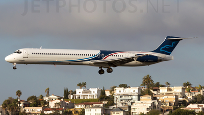 N125MN - McDonnell Douglas MD-83 - Falcon Air Express