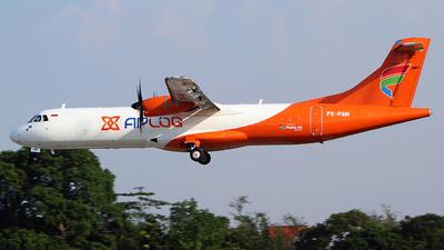 PK-PAW - ATR 72-212A(500)(F) - Angkasa Pura Logistics (Pelita Air)
