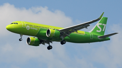 A picture of VQBTO - Airbus A320271N - S7 Airlines - © Maksim Golbraiht