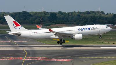 A picture of TCOCE - Airbus A330223 - Onur Air - © Pedro Castellano García