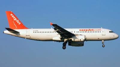 G-TTOH - Airbus A320-232 - easyJet