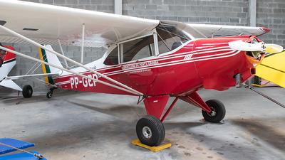 PP-GEP - Aero Boero AB180RVR - Aero Club - Ponta Grossa