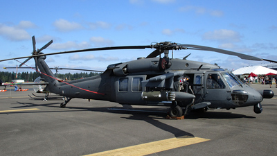 NX260NW - Sikorsky EH-60A Quick Fix - Private