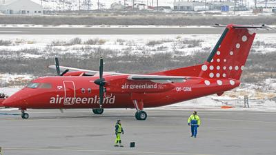 OY-GRM - Bombardier Dash 8-Q202 - Air Greenland