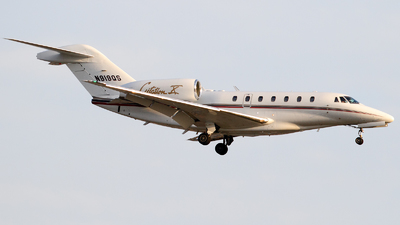 A picture of N919QS - Cessna 750 Citation X - NetJets - © saidvazquez