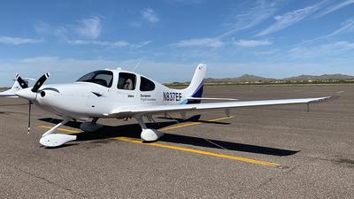 N837EF - Cirrus SR20-G6 - Lufthansa Aviation Training