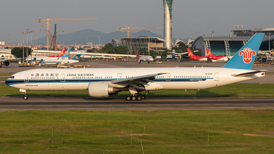A picture of B2008 - Boeing 77731B(ER) - China Southern Airlines - © Jack  Li