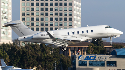N2926E - Bombardier BD-100-1A10 Challenger 350 - Private