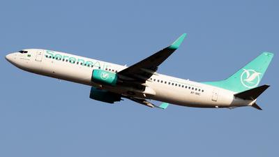 AP-BNC - Boeing 737-8GJ - Serene Air
