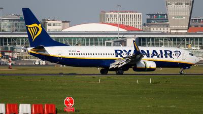 A picture of SPRSY - Boeing 7378AS - Ryanair - © Kuba Kawczynski