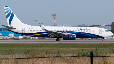 VQ-BKR - Boeing 737-8AS - Nordstar