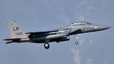 97-0220 - Boeing F-15E Strike Eagle - United States - US Air Force (USAF)