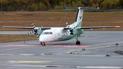 LN-WSC - Bombardier Dash 8-Q202 - Widerøe
