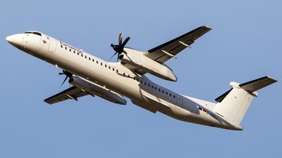 A picture of DABQJ - De Havilland Canada Dash 8400 - [4274] - © Steffen Müller