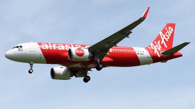 9M-RAK - Airbus A320-251N - AirAsia