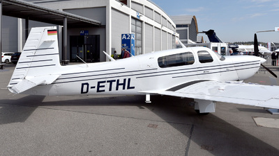 D-ETHL - Mooney M20M TLS - Private