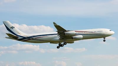 3DC-SDF - Airbus A340-313X - Eswatini - Government