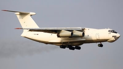 76310 - Ilyushin IL-76TD - Armenia - Air Force