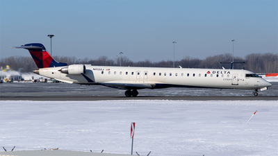 N913XJ - Bombardier CRJ-900ER - Delta Connection (Endeavor Air)