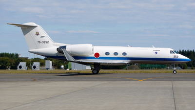 75-3252 - Gulfstream U-4 - Japan - Air Self Defence Force (JASDF)