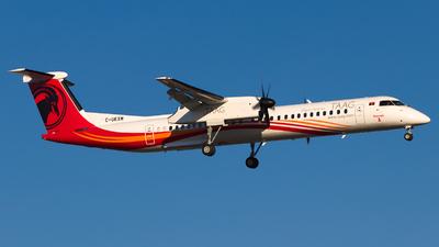 A picture of CGKXM - De Havilland Canada Dash 8400 -  - © Alex I.
