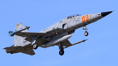761552 - Northrop F-5N Tiger II - United States - US Navy (USN)