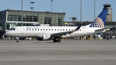 A picture of N86312 - Embraer E175LR - United Airlines - © Daniel Lapierre Forget