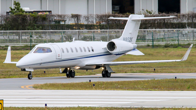 N852K - Bombardier Learjet 45 - Private