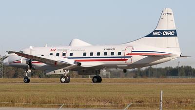 A picture of CFNRC - Convair 440 Metropolitan - [473] - © Luis David Sanchez