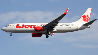 A picture of PKLOP - Boeing 7378GP - Lion Air - © Herison Riwu Kore