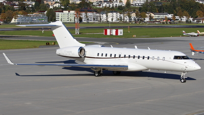 T7-HOME - Bombardier BD-700-1A10 Global 6000 - Private