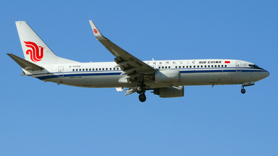 B-5392 - Boeing 737-89L - Air China