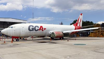 N627AC - Boeing 737-430 - Gran Colombia de Aviación (GCA)