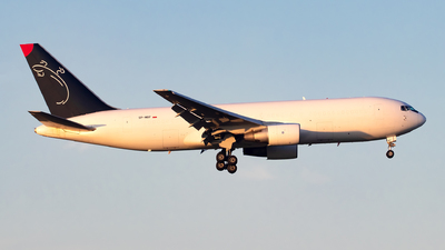 A picture of SPMRF - Boeing 767281(BDSF) - Skytaxi - © Julian Azeroth