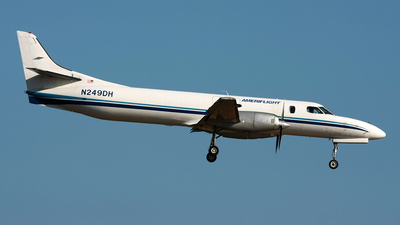 N249DH - Fairchild SA227-AT Expediter - Ameriflight