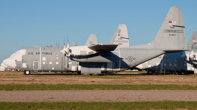63-7857 - Lockheed C-130E Hercules - United States - US Air Force (USAF)
