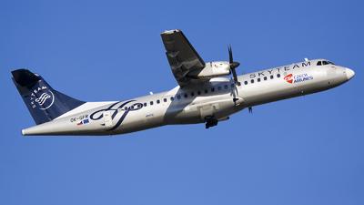 OK-GFR - ATR 72-212A(500) - CSA Czech Airlines
