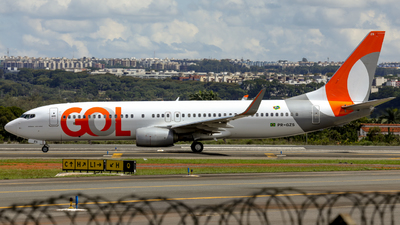 A picture of PRGZS - Boeing 7378AS - GOL Linhas Aereas - © brasiliaspotter