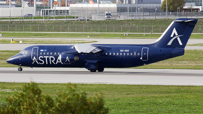 SX-DIZ - British Aerospace BAe 146-300 - Astra Airlines
