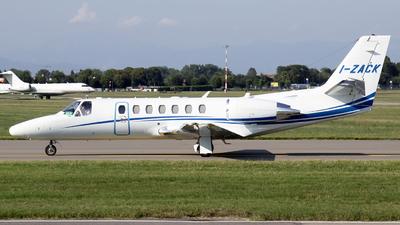 I-ZACK - Cessna 560 Citation Encore - Elilombarda