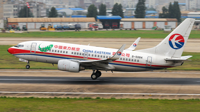 B-5084 - Boeing 737-79P - China Eastern Airlines