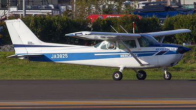 JA3825 - Cessna 172N Skyhawk II - Mercator Flying Club