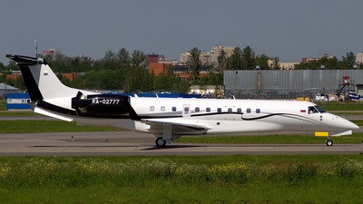 RA-02777 - Embraer ERJ-135BJ Legacy - Private