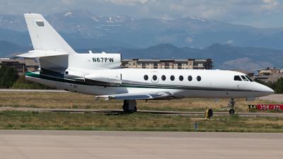 N67PW - Dassault Falcon 50 - Private