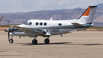 N7086V - Beechcraft C90GT King Air - Private