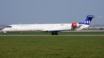 EI-FPA - Bombardier CRJ-900LR - Scandinavian Airlines (Cityjet)